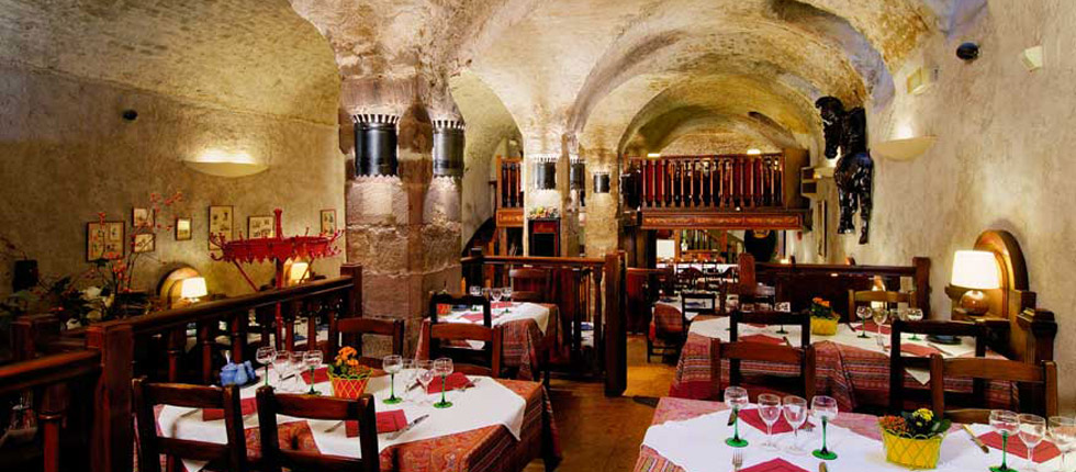 Restaurant Strasbourg Saint Sylvestre